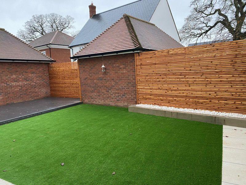 green turf garden
