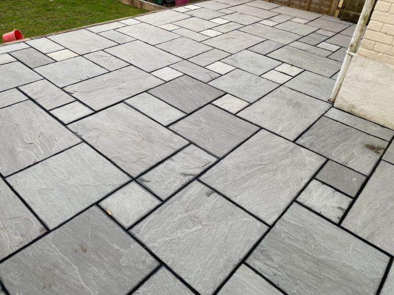 landscaping brick 1
